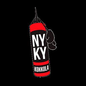 NYKY Kokkola Ry urheiluseuran logo
