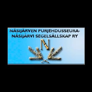Näsijärven Purjehdusseura Ry urheiluseuran logo