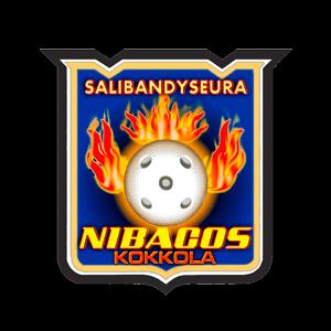 Nibacos Kokkola Ry urheiluseuran logo