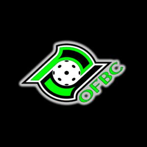 Oulun FloorBall Club Ry urheiluseuran logo