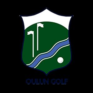 Oulun Golfkerho Ry urheiluseuran logo