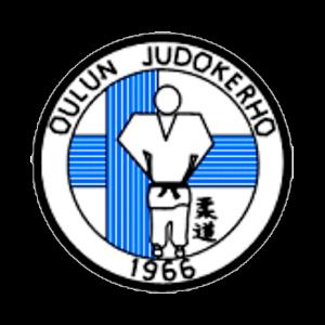Oulun judokerho Ry urheiluseuran logo