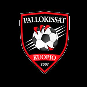 Pallokissat Kuopio Ry urheiluseuran logo