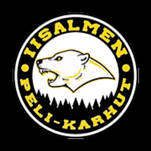 Peli-Karhut Ry urheiluseuran logo