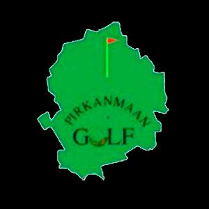 Pirkanmaan Golf Ry urheiluseuran logo