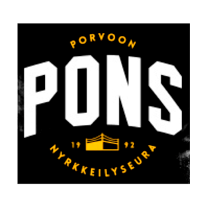 Porvoon Nyrkkeilyseura Ry urheiluseuran logo