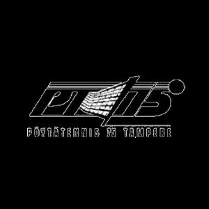 Pöytätennis 75 Ry urheiluseuran logo