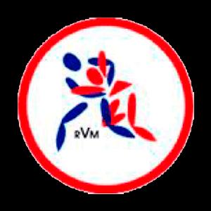 Raision Voimamiehet Ry urheiluseuran logo