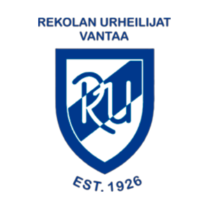 Rekolan Urheilijat Ry urheiluseuran logo
