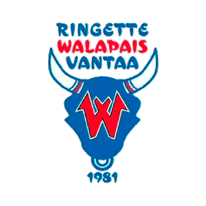 Ringette Walapais Ry urheiluseuran logo