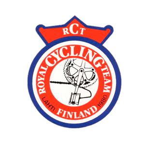 Royal Cycling Team Ry urheiluseuran logo