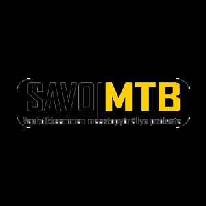 SAVOMTB Ry urheiluseuran logo