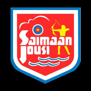 Saimaan Jousi Ry urheiluseuran logo