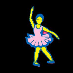 Satubaletti Pikkuballerina Ry urheiluseuran logo