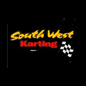 South West Karting FIN Ry urheiluseuran logo