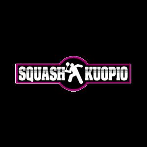 Squash-Kuopio Ry urheiluseuran logo