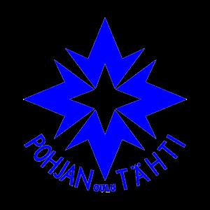 Suunnistuskerho Pohjantähti Ry urheiluseuran logo
