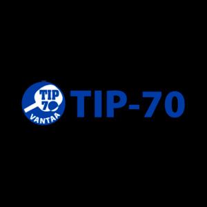 TIP-70 Ry urheiluseuran logo
