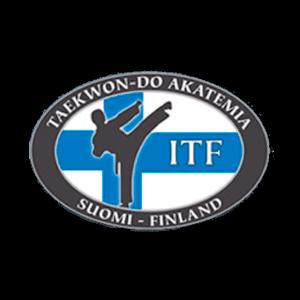 Taekwon-Do Akatemia Ry urheiluseuran logo