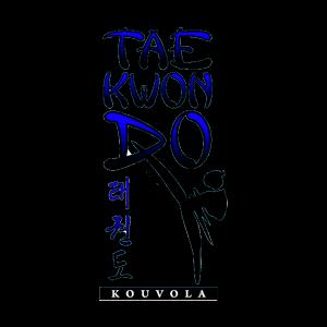 Taekwondo Kouvola Ry urheiluseuran logo