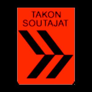 Takon Soutajat Ry urheiluseuran logo