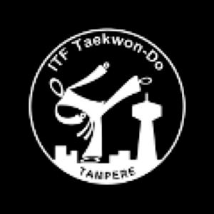 Tampereen Taekwon-Do Ry urheiluseuran logo