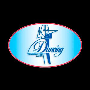 Tanssiklubi Dancing Ry urheiluseuran logo