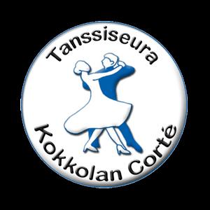 Tanssiseura Kokkolan Corte Ry urheiluseuran logo