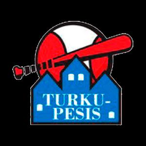 Turku Pesis Ry urheiluseuran logo