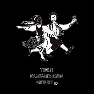 Turun Kansantanssi Ystävät Ry urheiluseuran logo