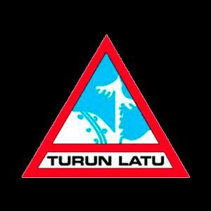 Turun Ladun Pyöräilijät Ry urheiluseuran logo