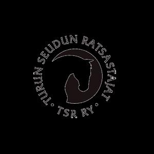 Turun Seudun Ratsastajat Ry urheiluseuran logo