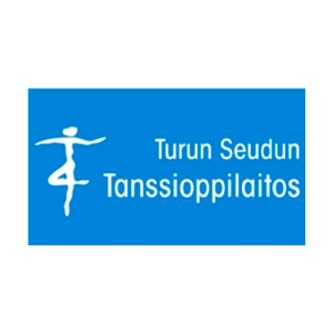 Turun Seudun Tanssioppilaitos Ry urheiluseuran logo