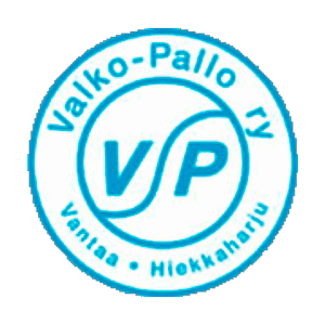 Valko-Pallo Ry urheiluseuran logo
