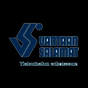 Vantaan Salamat Ry urheiluseuran logo