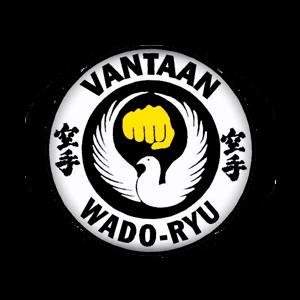 Vantaan Wado-Ryu Ry urheiluseuran logo