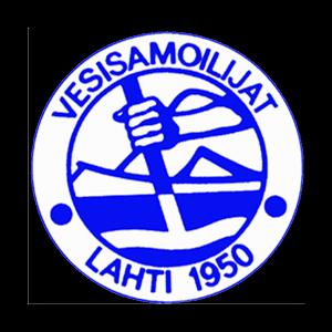 Vesisamoilijat Ry logo