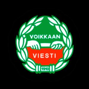 Voikkaan Viesti Ry urheiluseuran logo
