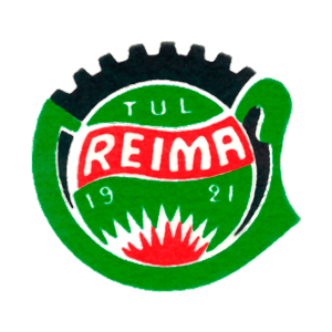 Voimistelu- ja Urheiluseura Ykspihlajan Reima Ry urheiluseuran logo
