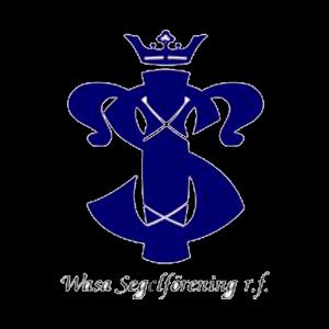 Wasa Segelförening Rf urheiluseuran logo