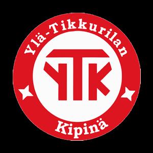 Ylä-Tikkurilan Kipinä Ry urheiluseuran logo