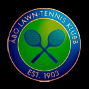 Åbo Lawn-Tennis Klubb Rf urheiluseuran logo