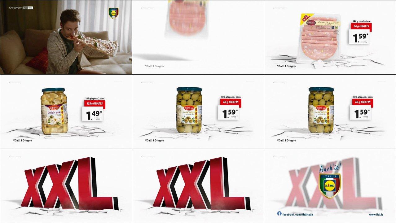 Werbung Von Lidl