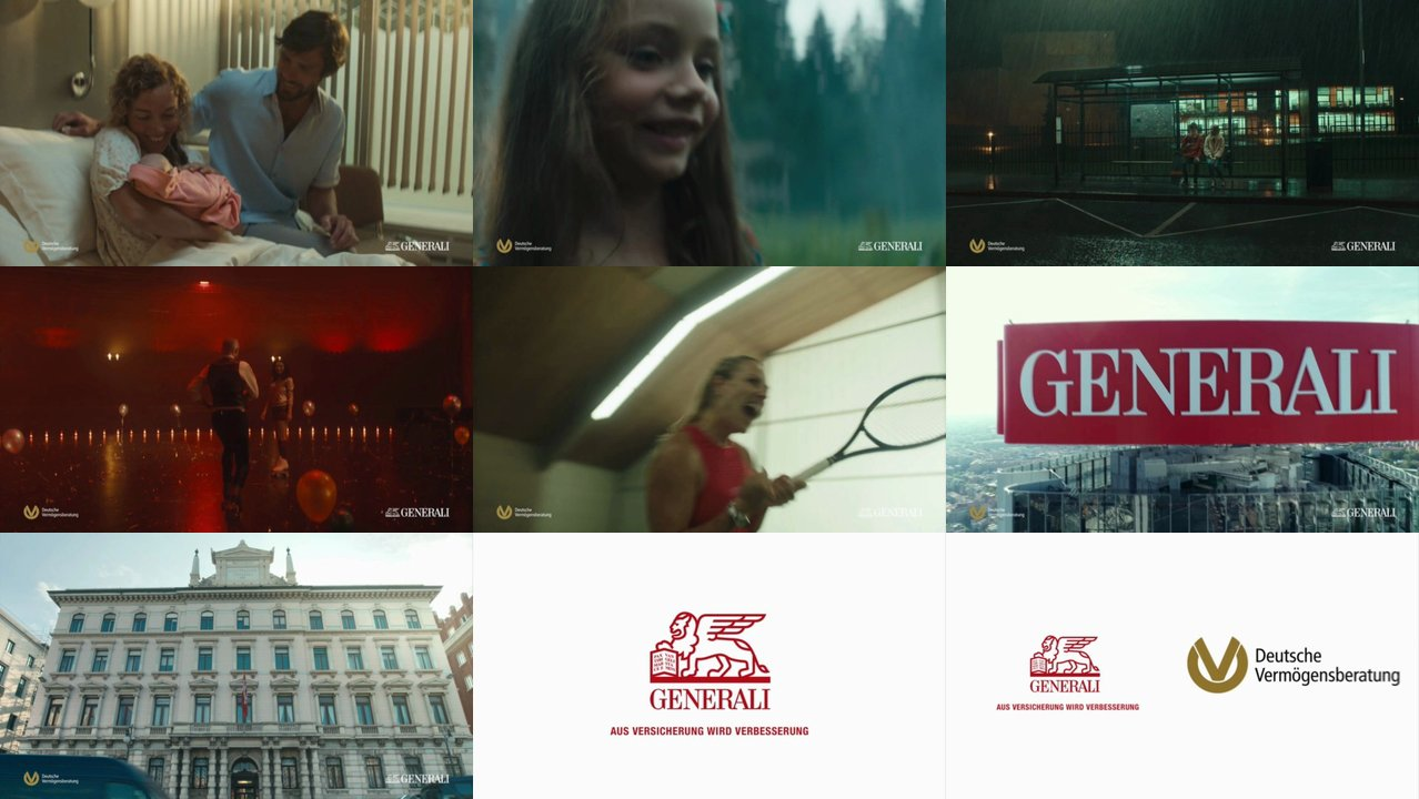 Generali Werbung