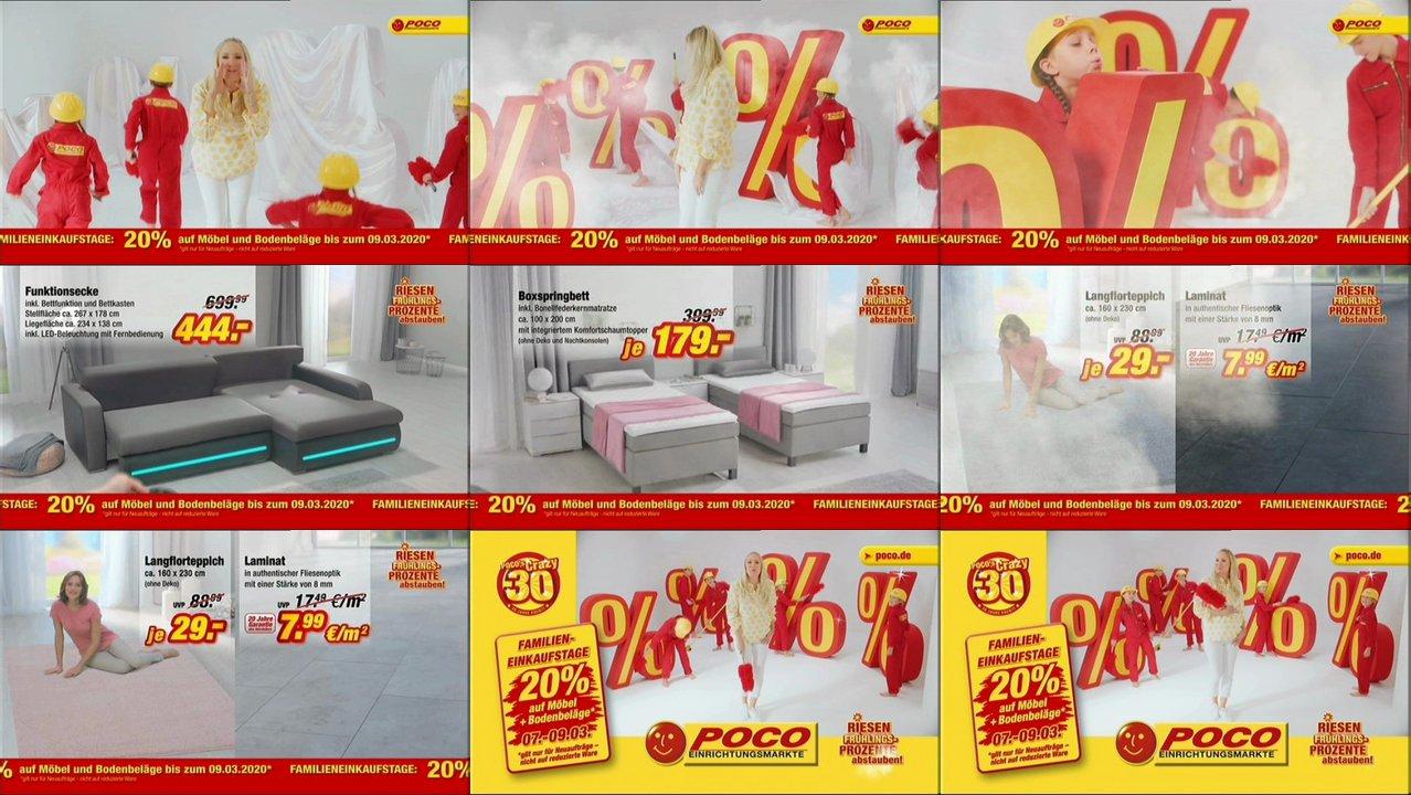 Poco Kommode Werbung 2021