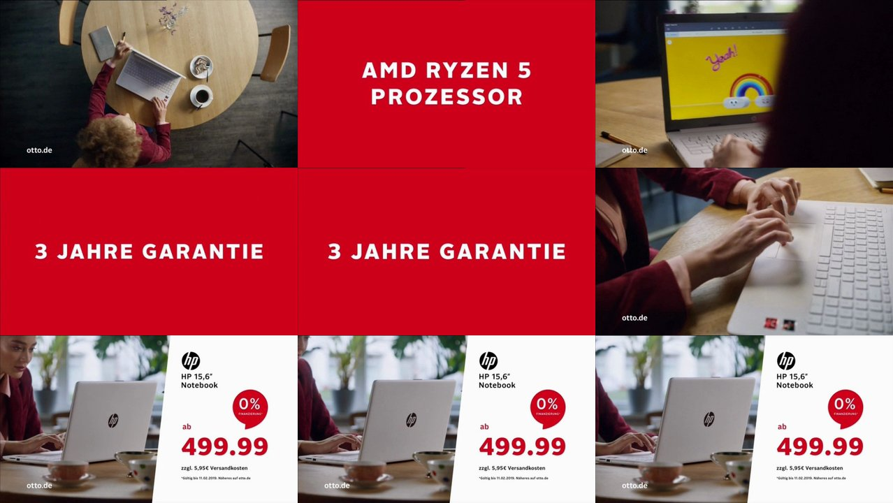 Side By Side Kühlschrank Otto : Tv spots tv werbung von otto der letzten tage