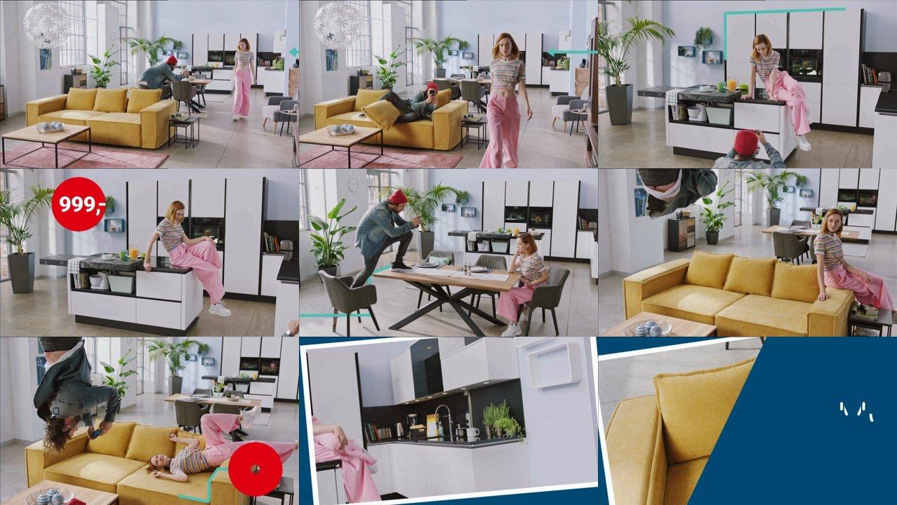 Sprecher Ikea Werbung