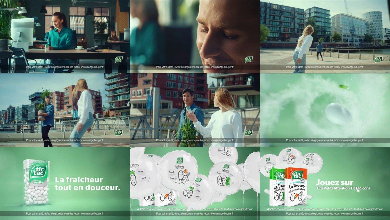 Tv Spots Tv Werbung Von Tic Tac Der Letzten 120 Tage