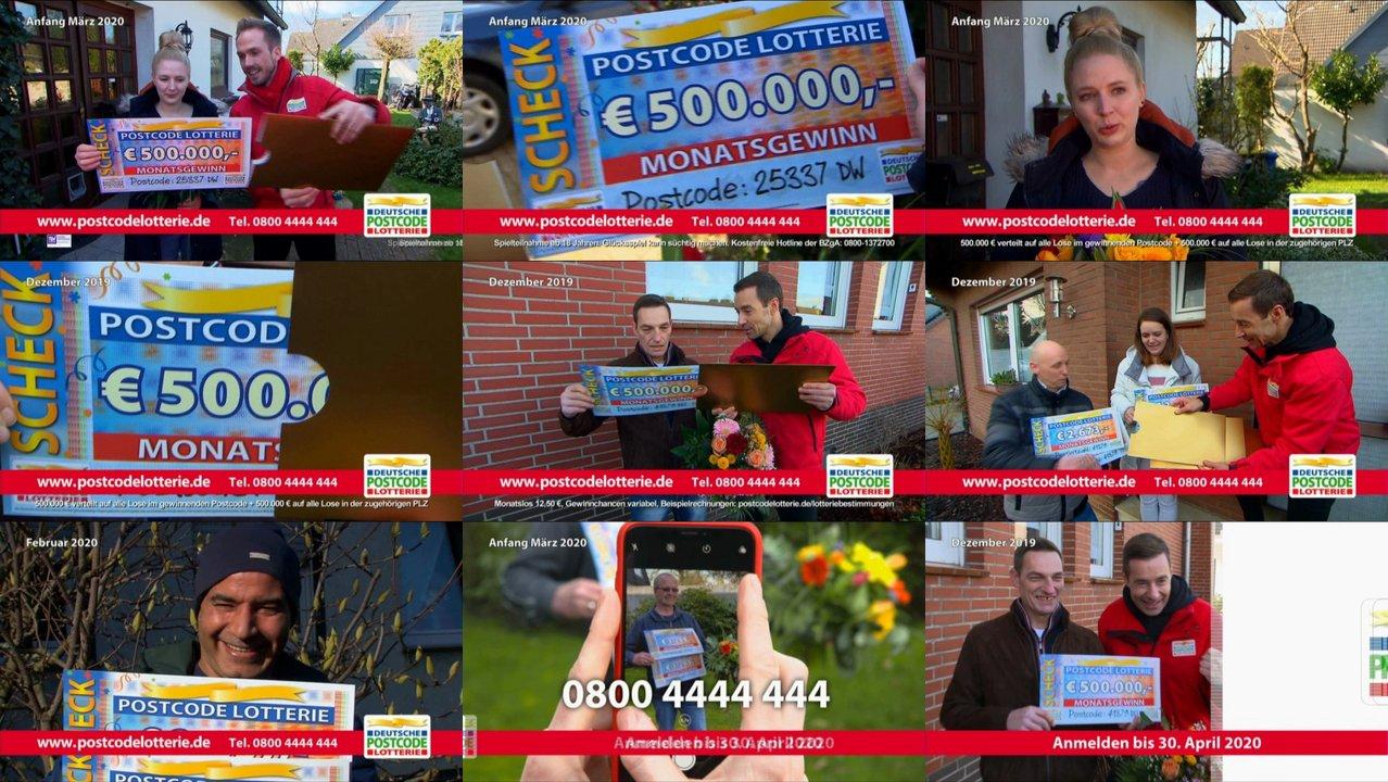 Deutsche Postcode Lotterie KГјndigen
