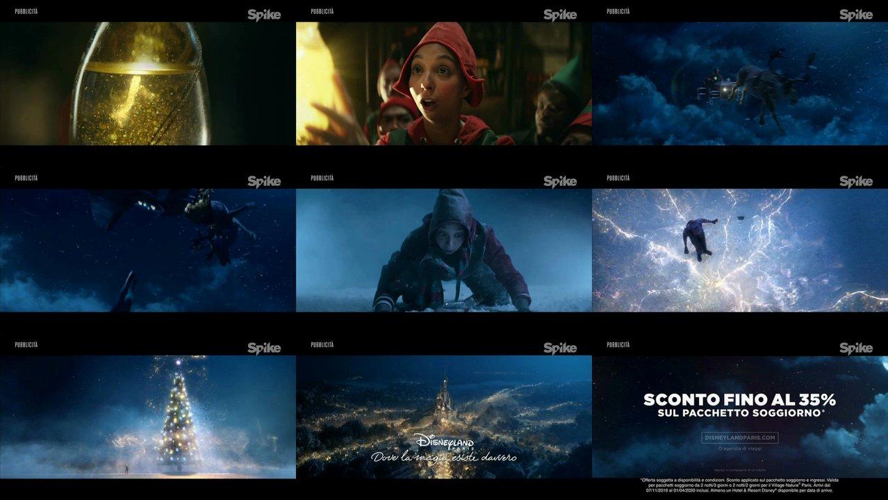 TV Spots - TV Werbung von disneyland paris der letzten 120 Tage